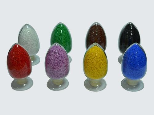 蔻兰氟塑料色母 色浆