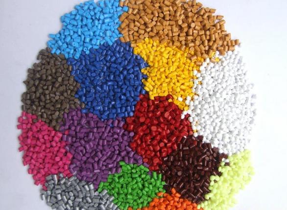劲孚氟塑料色母  色浆